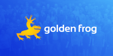 All About Golden Frog: Modern Offices, With A View